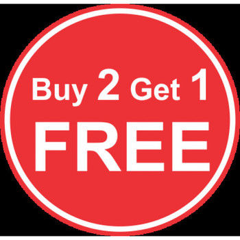 Buy 2 Salt Crystals Get 1 Free