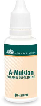 Genestra Brands A-Mulsion, 30 ml