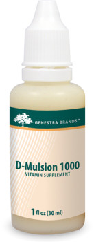Genestra Brands D-Mulsion, 30 ml