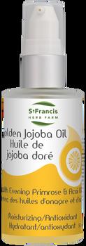 St. Francis Golden JoJoba Oil, 50 ml