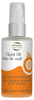 St. Francis Night Oil, 50 ml