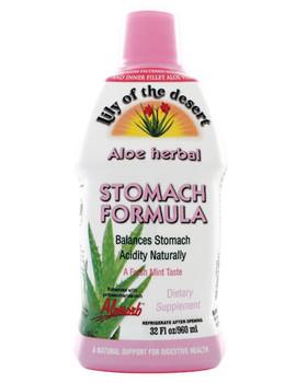 Lily of the Desert, Aloe Herbal Stomach Formula, 946 ML