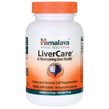Himalaya LiveCare, 90VCaps