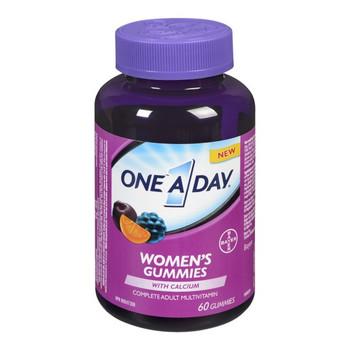 One A Day Women's Gummies, 80 Gummies