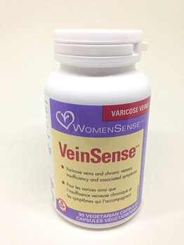 VeinSense, 90 Veg Caps