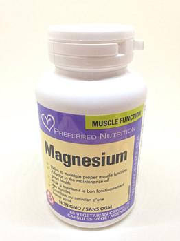 Magnesium 60 Veg Caps
