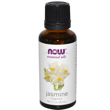Now Pure Jasmine Essential Oils, 1 fl. oz. 30 ml