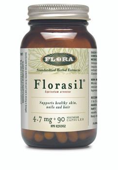 Flora Florasil 4.7mg, 90 Softgel Capsules