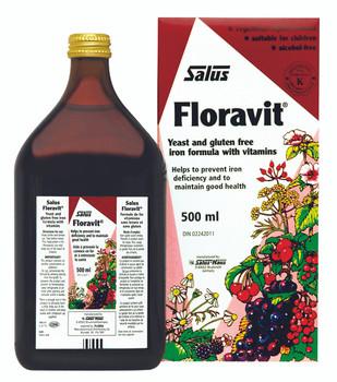 Salus Floravit (Yeast-Free), 500 ml