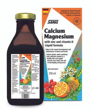 Saluså¨ Calcium Magnesium, 250 ml