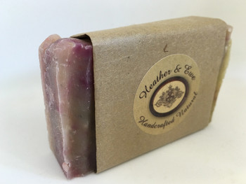 "Handmade Natural Soap "" Lilac & Lily"", 132G"