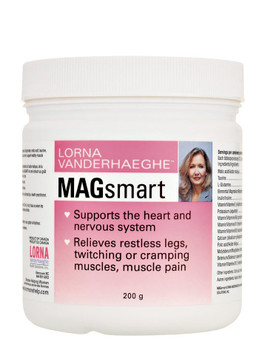 Lorna Vanderhaeghe, MagSmart Organic Raspberry 200g