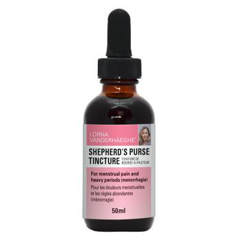 Lorna Vanderhaeghe, Shepherd's Purse Tincture 50 ml