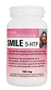 Lorna Vanderhaeghe, Smile 5HTP 100mg 120 Tabs