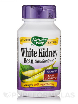 Nature's Way White Kidney Bean 60 Capsules