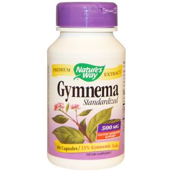 Nature's Way Gymnema Sylvestre 60 Capsules
