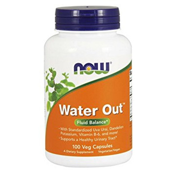 NOW Water Out, 100 Capsules