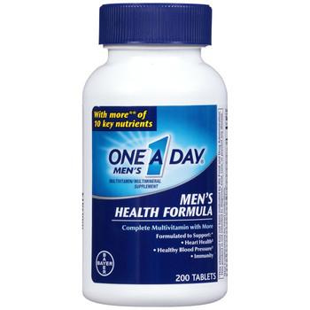 One A Day Men Advance Formula Multivitamin
