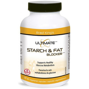 Brad King Starch and Fat Blocker, 90 Capsules