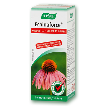 A. Vogel Echinaforce Cold & Flu, 50 ml