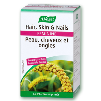A. Vogel Hair, Skin & Nails, 60 Tablets