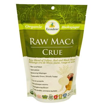 Ecoideas Raw Maca, 454 g