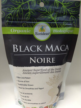 Ecoideas Black Maca, 227 g