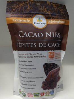 Ecoideas Cacao Nibs Small, 227 g