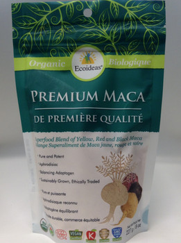Ecoideas Premium Maca Small, 227 g