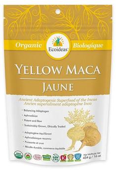 Ecoideas Yellow Maca Large , 454 g