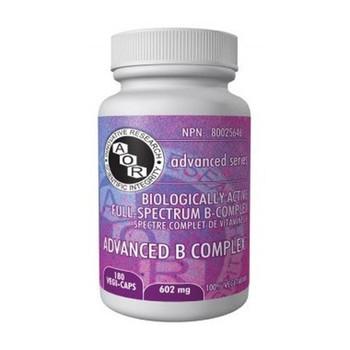 Aor Advanced B Complex, 602 mg