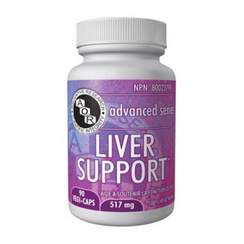 Aor Liver Support, 517 mg