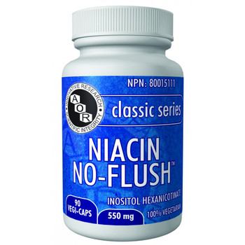 Aor Niacin No-Flush, 550 mg