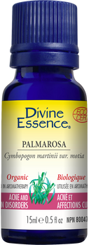 Divine Essence Palmarosa, 15 ml