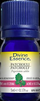 Divine Essence Patchouli, 5 ml