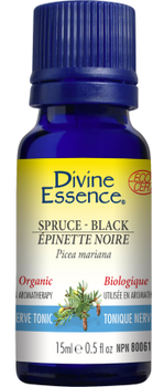 Divine Essence Spruce Black, 15 ml