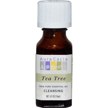 Aura Cacia Tea Tree Oil, 15 ml