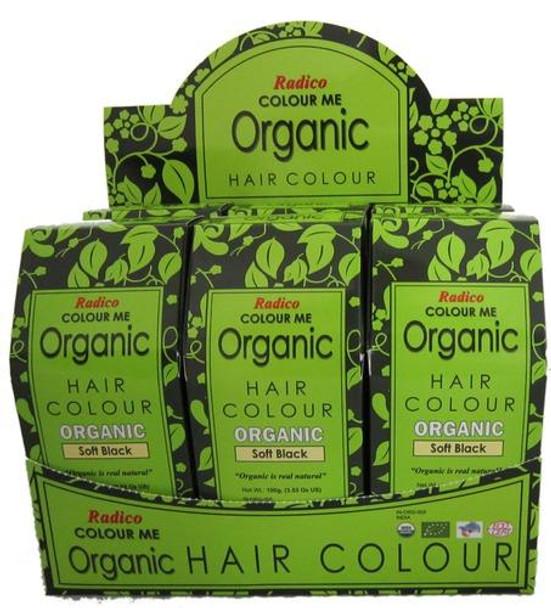 Organic Hair Coloring, 100 g