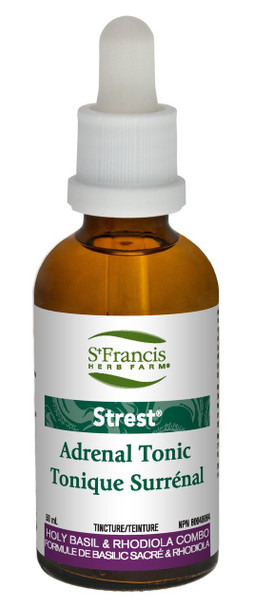 St.Francis Strest, 50 ml