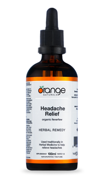Headache Tincture 100ml