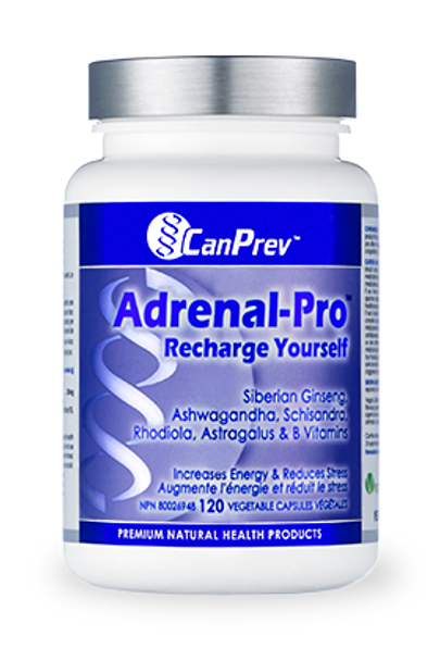 Adrenal-Pro Recharge Yourself 120v-caps