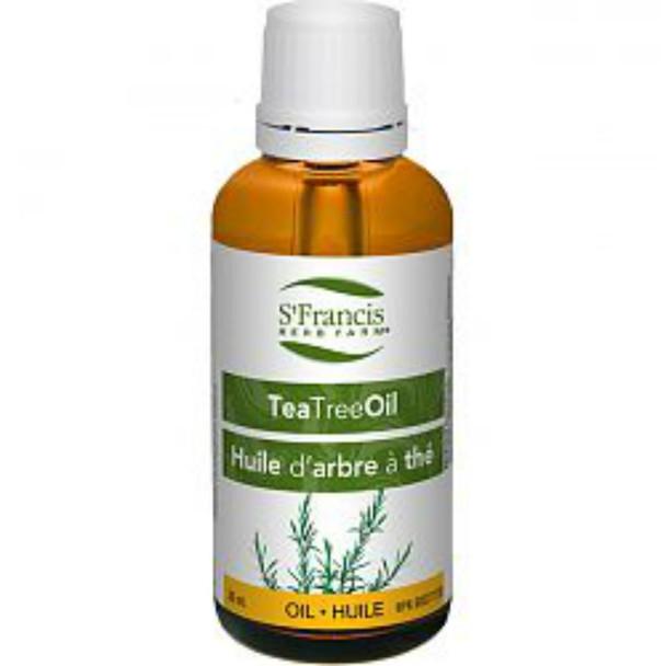 St. Francis Tea Tree Oil, 30ml