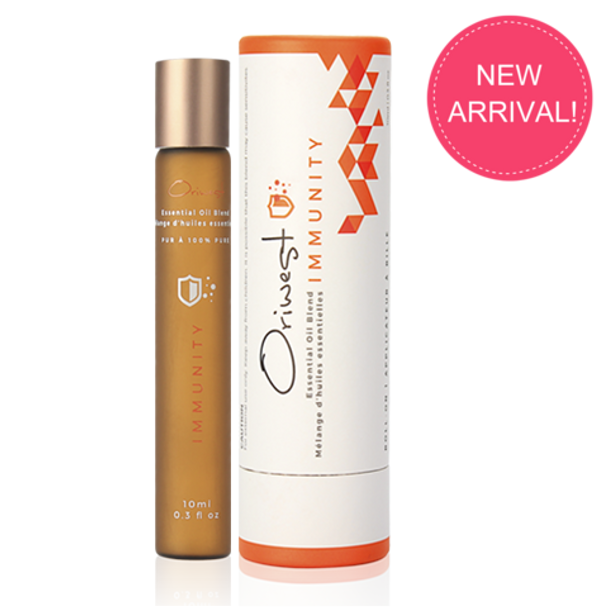 Oriwest IMMUNITY  Essential Oil Blend Roll-On, 10ML