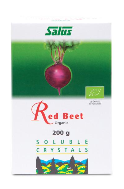 Salus Red Beet Crystals, 200g