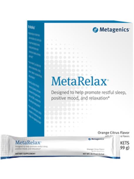 Metagenics MetaRelax -Orange Citrus Flavour