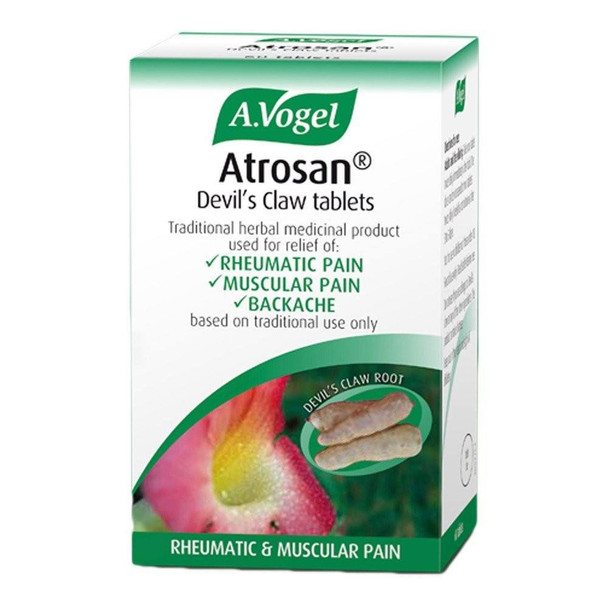 A. Vogel Devil's Claw, 30 Tablets