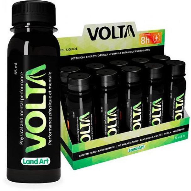 Land Art Volta, Botanical Energy Formula- 65 ml