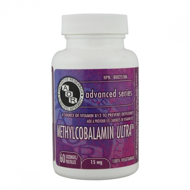 Aor Methylcobalamin Ultra, 15 mg