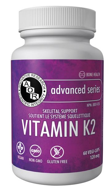 Aor Vitamin K2, 120 mg