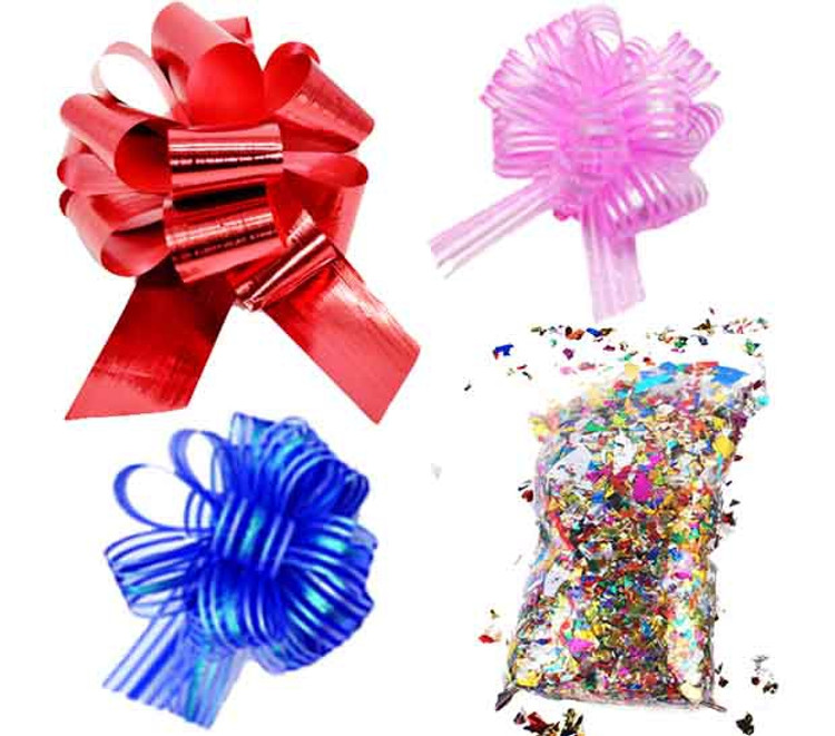 Confetti & Bows